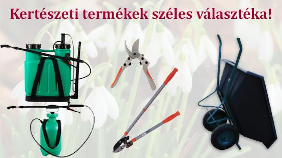 Kertészeti termékek